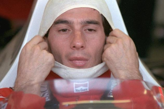 Williams Reveal Cool Tribute to Ayrton Senna for 20th Anniversary of His Death