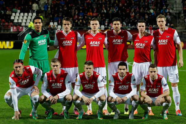 AZ Prepare for Europa League Visit of Anzhi Makhachkala