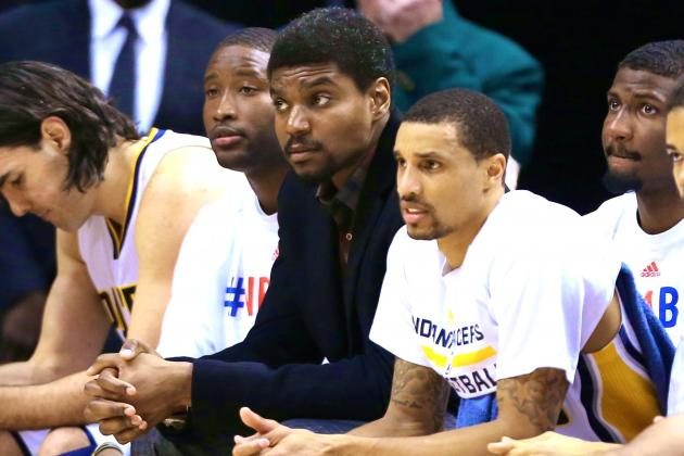 Andrew Bynum Set to Make Indiana Pacers Debut vs. Boston Celtics