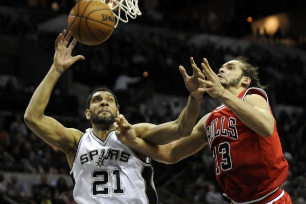 San Antonio Spurs vs. Chicago Bulls: Live Score and Analysis
