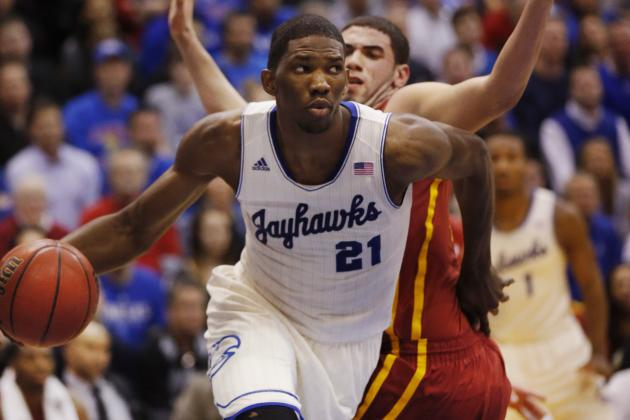 How Joel Embiid's Back Injury Will Impact 2014 NBA Draft Status