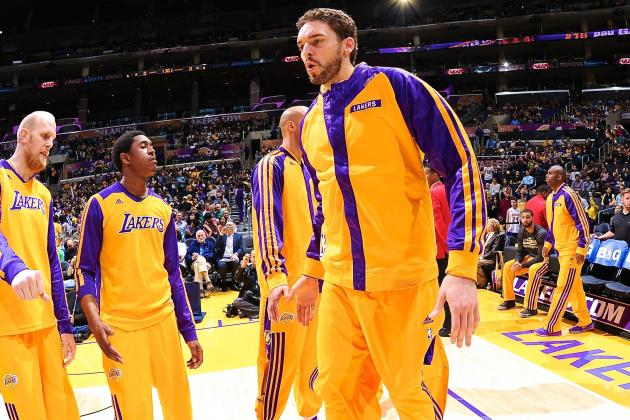 Why Bringing Back Pau Gasol Would Make Sense for the Lakers—and for Gasol