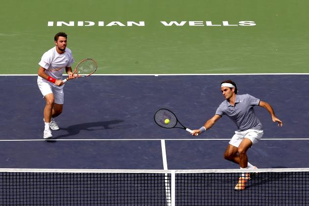Recapping Early Round Doubles Play at Star-Studded Indian Wells