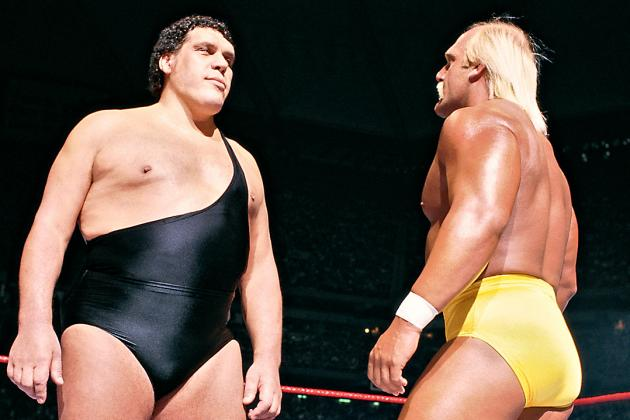 WWE Classic of the Week: Remembering Hulk Hogan vs. Andre the Giant