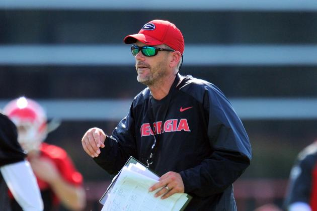 Georgia Football: Bulldogs Give Mike Bobo Contract Extension