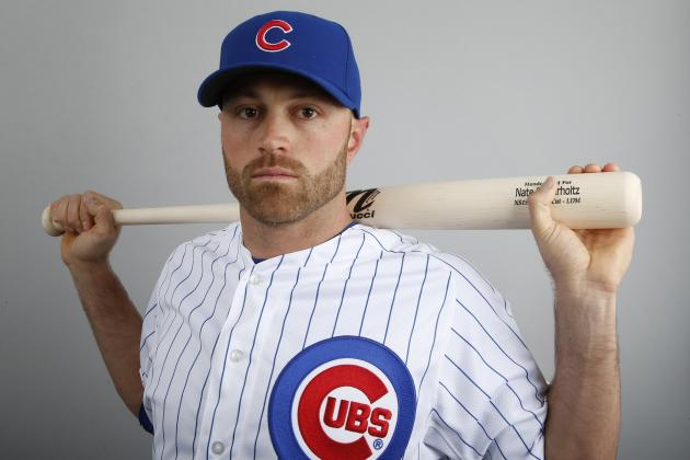 Potential Trade Suitors for Chicago Cubs Outfielder Nate Schierholtz
