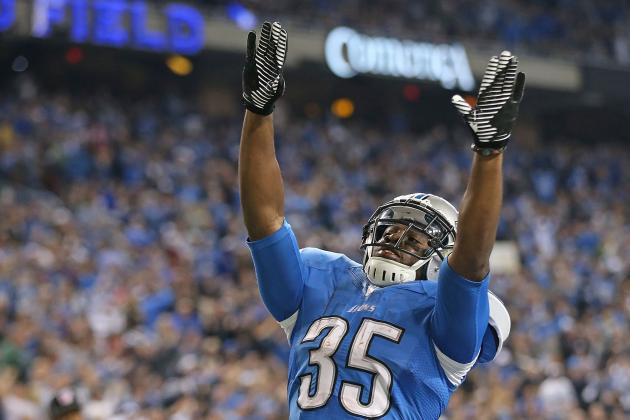 Report: Lions, Bell Agree to $7M Extension