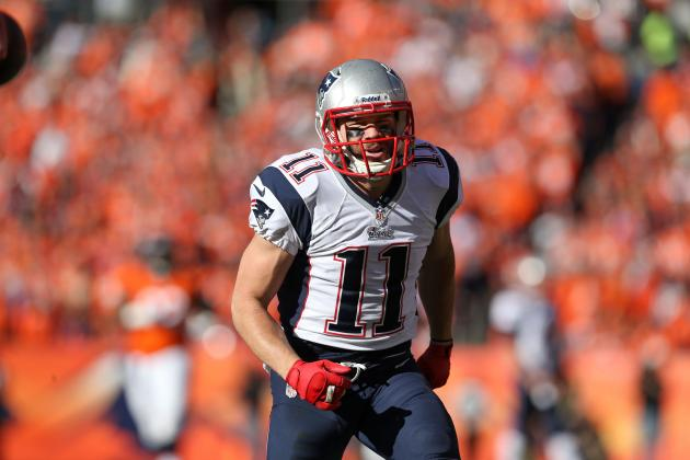 Julian Edelman Must Test Market Despite Strong Offer from Patriots