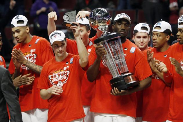 Ohio State Men's Basketball: Predictions for Buckeyes in the Big Ten Tournament