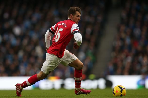 How Aaron Ramsey Can Rescue Arsenal's Season