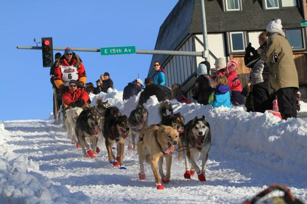 Dallas Seavey Wins Second Career Iditarod Championship