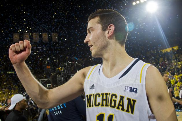 Nik Stauskas: Player Profile, Fun Facts and Predictions for Michigan Star