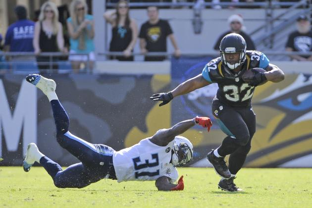 NFL Free Agency: Why Maurice Jones-Drew Would Be Perfect for the New York Jets