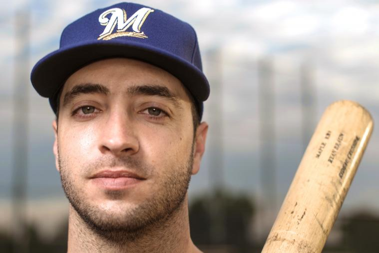 Ryan Braun Doesn't Care What Opposing Fans Say, Likens Himself to an Artist
