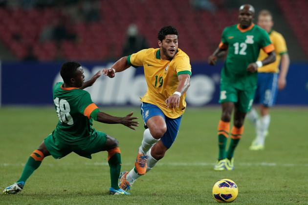 Chelsea Transfer News: Hulk Would Be Perfect Fit for Blues