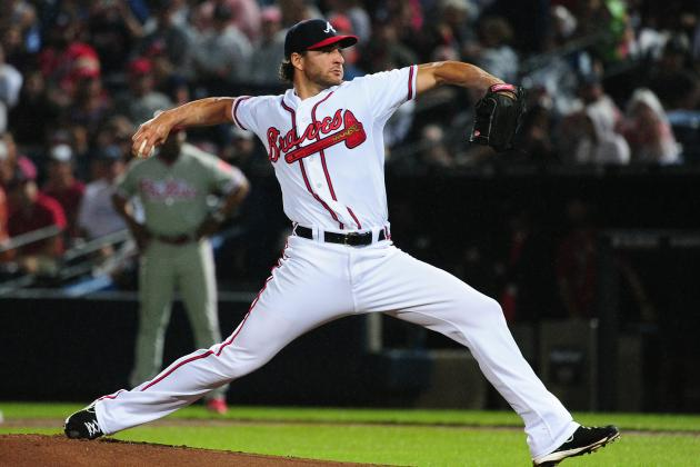 Report: Braves to Skip Beachy's Next Spring Start