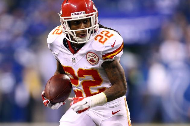 Report: McCluster Leaves KC for 3-Yr Deal with Titans