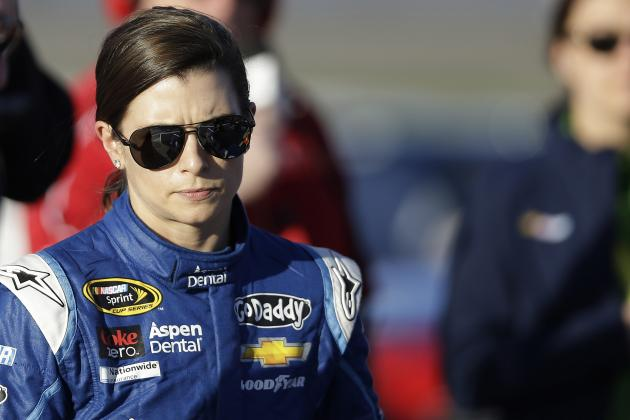 Danica Patrick: Latest News and 2014 Sprint Cup Ranking Ahead of Food City 500