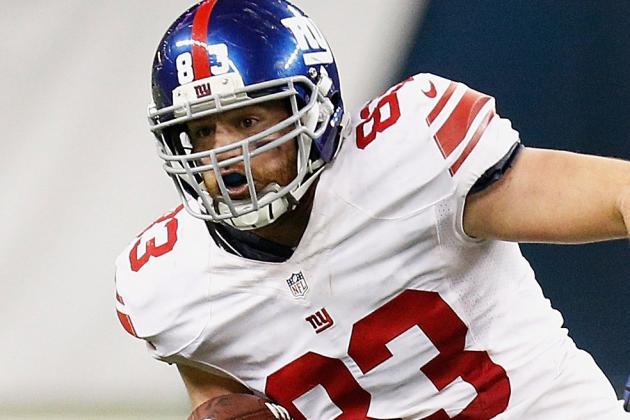 Twitter / AdamSchefter: Former Giants TE Brandon Myers ...