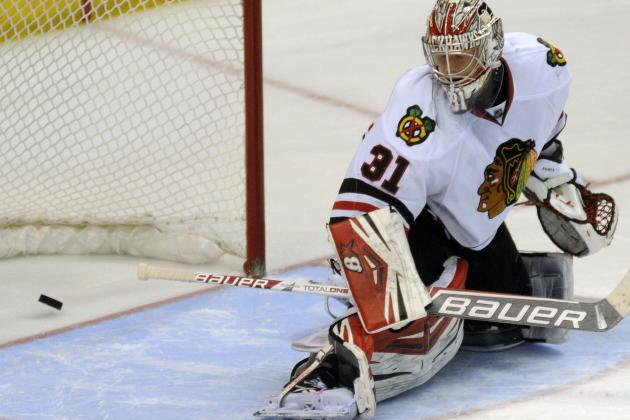 Will Antti Raanta Be Ready the Second Time Around?