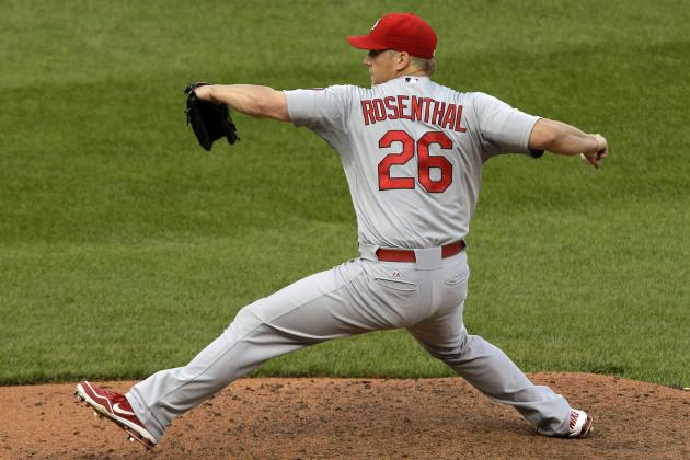 Trevor Rosenthal Deserves Chance to Start for Cardinals