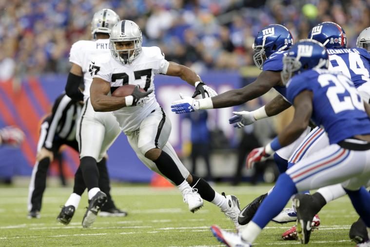 Rashad Jennings Signs with Giants: Latest Details, Comments and Analysis
