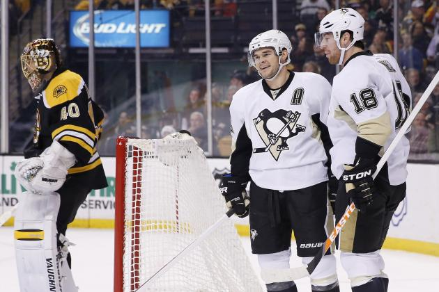 Can the Pittsburgh Penguins Beat the Boston Bruins in a 7-Game Series?