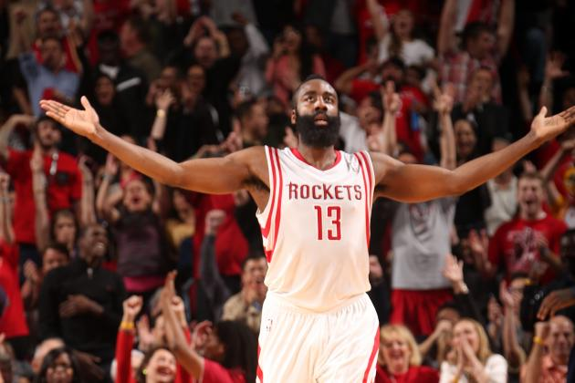 The Case for James Harden as the Best Shooting Guard in the NBA