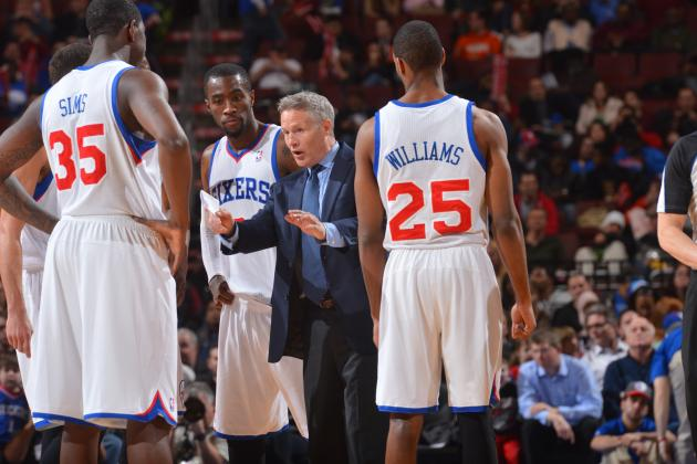 Philadelphia 76ers Honing in on Franchise Record 20-Game Losing Streak