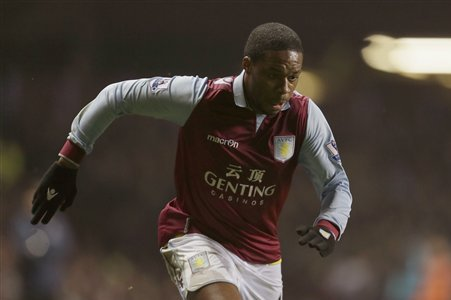 Aston Villa: Does Charles N'Zogbia Have a Future at Villa Park?