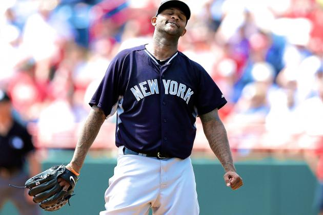 Should the Yankees Start Panicking About C.C. Sabathia's High-80s Fastball?