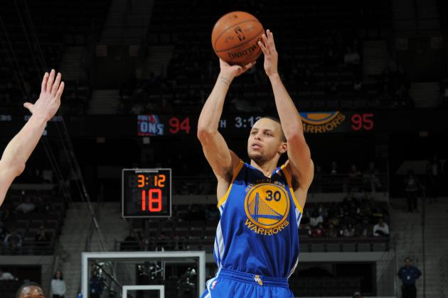 Will Stephen Curry Break His Own 3-Point Record?