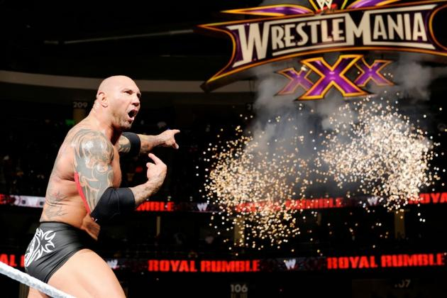 WWE Rumors: Examining Latest Buzz Around Batista, Cesaro and More