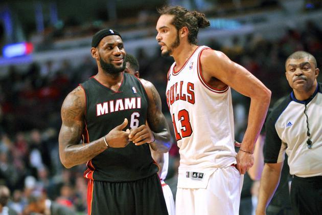No Bull: Joakim Noah Is Actually a Top-10 NBA Player