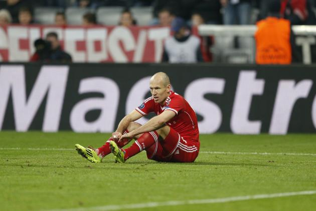 Dive or No Dive? Vote on These Arjen Robben Incidents