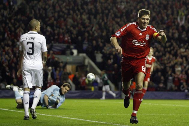 Anniversary of Liverpool's Real Madrid Feat Leaves Champions League Cravings