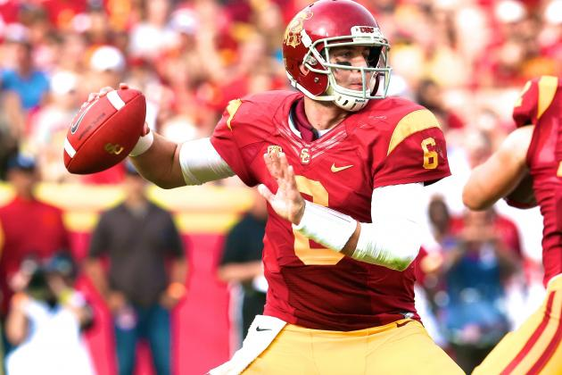 USC Football: What Trojans Need to See from QBs in Spring Practice