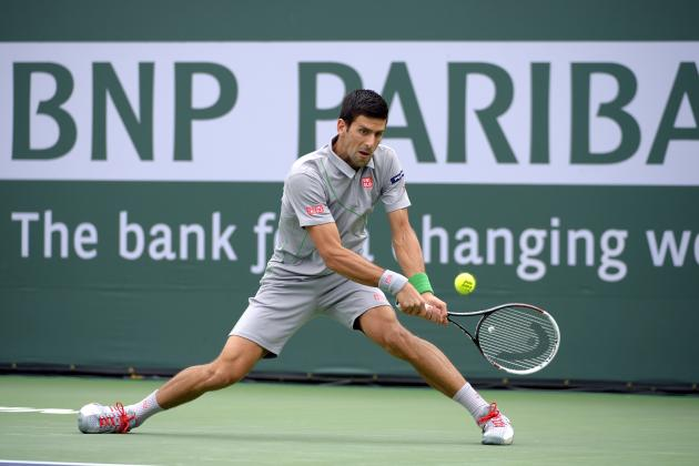 Novak Djokovic vs. Alejandro Gonzalez: Score and Recap from 2014 Indian Wells
