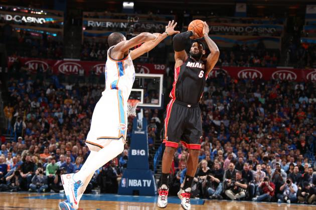 Why It's Better for the NBA If LeBron James Wins MVP