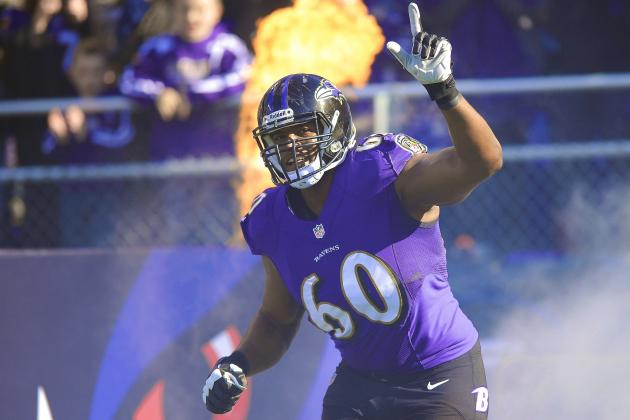 Ravens Re-Sign Eugene Monroe: Grading the Move and What It Means for Baltimore