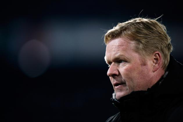 Feyenoord's Ronald Koeman Eager for Swansea Switch Next Season