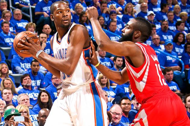 Houston Rockets vs. Oklahoma City Thunder: Live Score and Analysis