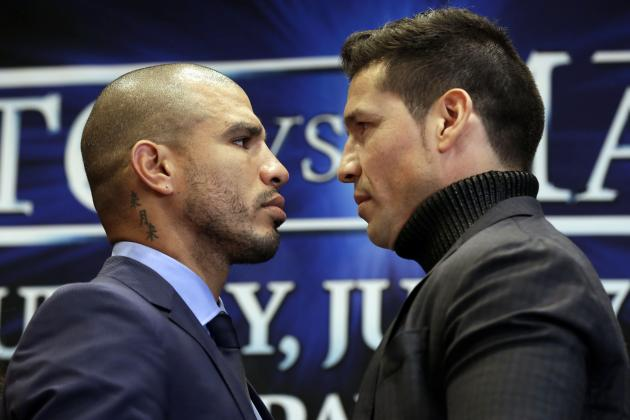 Disrespect Driving Sergio Martinez Ahead of Clash with Miguel Cotto