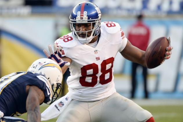 Hakeem Nicks' Best Bet in Free Agency Is to Prove Worth on 1-Year Deal