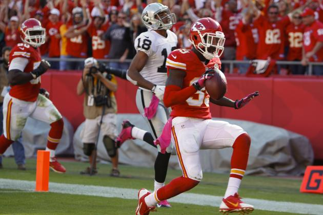 Report: Chiefs Re-Sign SS Abdullah to 2-Year Deal