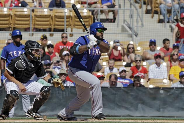 Why You Should Reach for Prince Fielder in Your Fantasy Baseball Draft