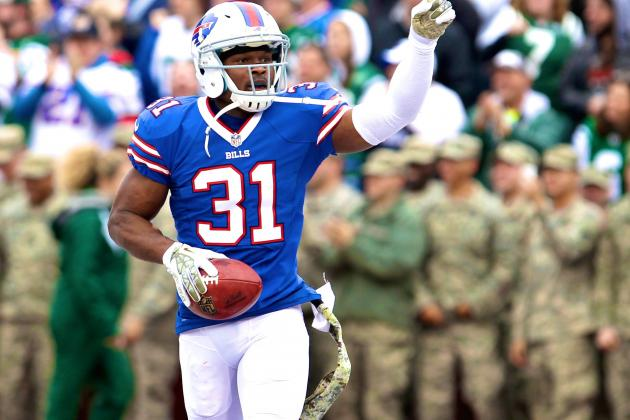 Jairus Byrd and Saints Agree on 6-Year Contract: Latest Details and Analysis