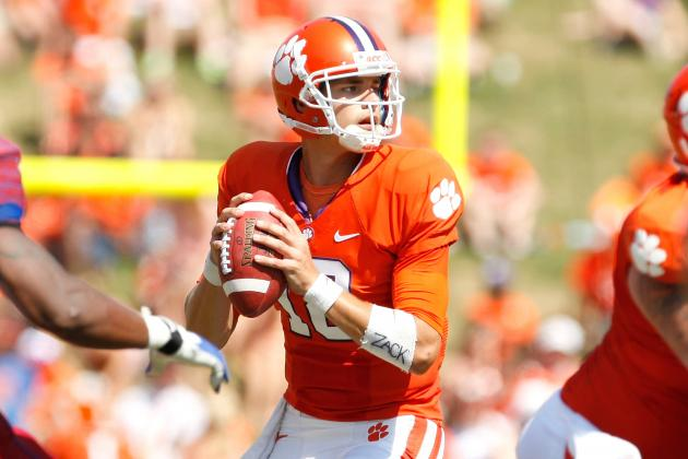 Clemson Football: Week 1 Spring Practice Stock Report