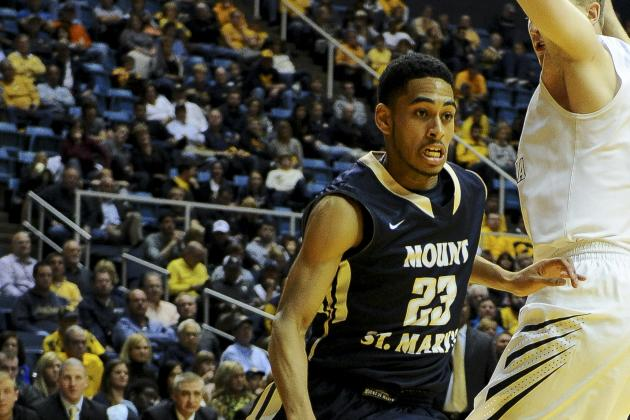 Mount St. Mary's Reaches NCAA Tournament