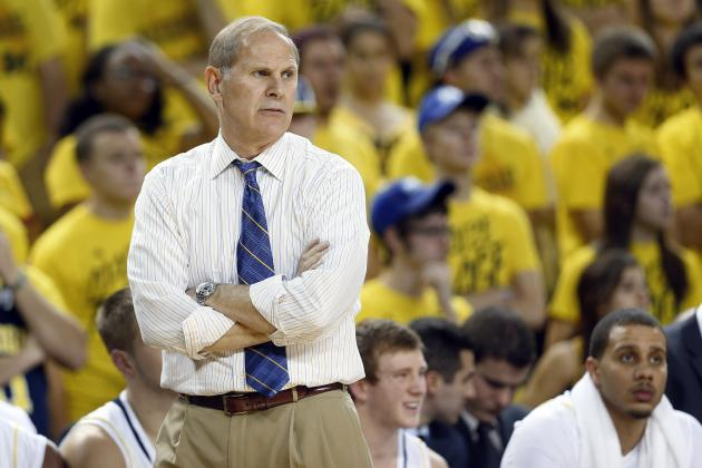 Michigan Basketball: Analyzing Wolverines' Big Ten Tournament Path